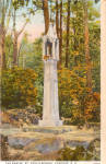 Click here to enlarge image and see more about item p26752: The Shrine, St Paul's School, Concord, New Hampshire