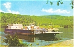 Lake Windemere Ferry Postcard p2697
