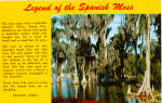 Click here to enlarge image and see more about item p26980: Legend of the Spanish Moss