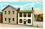 Click here to enlarge image and see more about item p27049: Boyhood Home of Mark Twain  Hannibal, Missouri