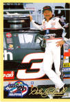 Click here to enlarge image and see more about item p27136: Dale Earnhardt Kenner Card ,1998