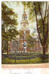Independence Hall, Philadelphia,Pennsylvania