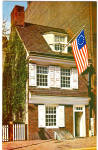 Click here to enlarge image and see more about item p27151: Betsy Ross House, Philadelphia, Pennsylvania