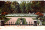 Fairmount Park Lilly Pond Philadelphia PA p27199