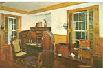 Click here to enlarge image and see more about item p27253: Doctor's Office,Mystic Seaport