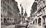 Click here to enlarge image and see more about item p27491: Bern, Martgasse Schutzenbrunnen