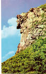 Click here to enlarge image and see more about item p27564: Old Man Of The Mountain, Franconia Notch