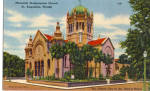 Memorial Presbyterian Church, St Augustine