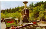 Click here to enlarge image and see more about item p27669: Mt Washington Cog Railway Old Peppersass p27669