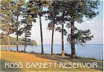 Click here to enlarge image and see more about item p2766: Ross Barnett Reservoir MS Postcard p2766
