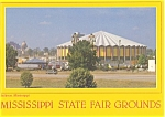 Click here to enlarge image and see more about item p2769: Mississippi State Fair Grounds Postcard p2769