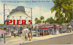 Charter and Sightseeing Boats, City Yacht Basin, Miami