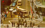 Powell and Market Street Cable Car