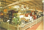 Click here to enlarge image and see more about item p2791: Stone Mountain GA Auto Museum  Postcard p2791