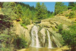 Click here to enlarge image and see more about item p27942: Helen Hunt Falls Colorado Postcard p27942