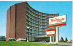 TraveLodge  Denver North Colorado Postcard p27950