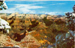 Click here to enlarge image and see more about item p27966: Grand Canyon National Park AZ p27966