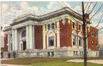 Click here to enlarge image and see more about item p27976: Public Library, Kewanee, Illinois