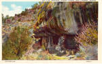 Click here to enlarge image and see more about item p27992: Cliff Dwellings, Walnut Canyon, Flagstaff,Arizona