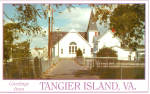 Swain Memorial Methodist Church, Tangier Island