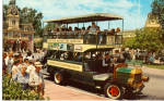 Click here to enlarge image and see more about item p28041: Disneyland Omnibus CA p28041