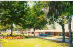 Fairways Motel Silver Springs Florida Postcard p28055