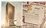 Click here to enlarge image and see more about item p28070: San Francisco Hilton Postcard p28070