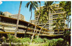 Click here to enlarge image and see more about item p28086: Hilton Hawaiian Village Wakiki