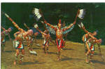 Click here to enlarge image and see more about item p28155: Cherokee Indian Eagle Dance