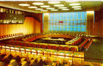 Click here to enlarge image and see more about item p28210: Economic and Social Council Chamber, United Nations