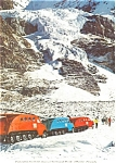 Click here to enlarge image and see more about item p2821: Columbia Icefield Alberta Canada Postcard