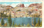 Click here to enlarge image and see more about item p28282: Mt Hallet Bear Lake, Rocky Mountain National Park