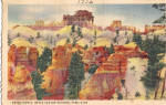 Click here to enlarge image and see more about item p28296: Bryce Temple,Bryce Canyon National Park