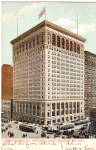 Click here to enlarge image and see more about item p28326: New Commercial National Bank Chicago  Illinois p28326