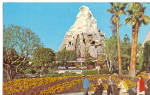 Click here to enlarge image and see more about item p28454: Matterhorn Mountain Magic Kingdom