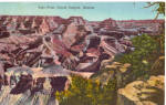 Click here to enlarge image and see more about item p28526: Yaki Point Grand Canyon National Park AZ p28526