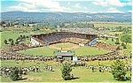 Little League World Series Stadium Williamsport PA Postcard p2886