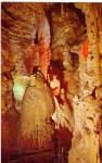 Click here to enlarge image and see more about item p28933: The Shepherd and Flock, Lincoln Caverns, Pennsylvania