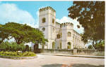 Click here to enlarge image and see more about item p29053: Christ Church Parish Church  Barbados W I    p29053