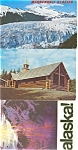 Click here to enlarge image and see more about item p2915: Alaska Postcards p2915 Lot of 3