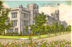 Click here to enlarge image and see more about item p29232: Arthur Jordan Hall, Butler University, Indianapolis
