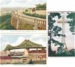 Click here to enlarge image and see more about item p2926: Montreal Canada Postcard Lot 3