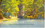 Click here to enlarge image and see more about item p29303: Roaring River Spring Cassville Missouri p29303