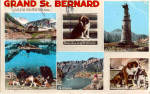Views of  Grand St Bernard Switzerland p29467