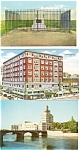 Click here to enlarge image and see more about item p2947: Iowa  Postcard Lot 3