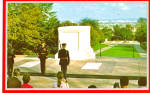Click here to enlarge image and see more about item p29513: Tomb of the Unknown Soldier,Arlington National Cemetery