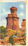 The Lighthouse, Palo Duro State Park, West Texas