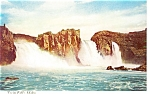 Click here to enlarge image and see more about item p2970: Twin Falls Idaho Postcard