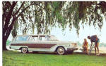 Click here to enlarge image and see more about item p29828: 1963 Ford Fairlane Squire Wagon