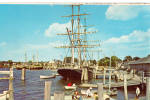 Click here to enlarge image and see more about item p29874: A Living Maritime Museum Mystic Seaport CT p29874